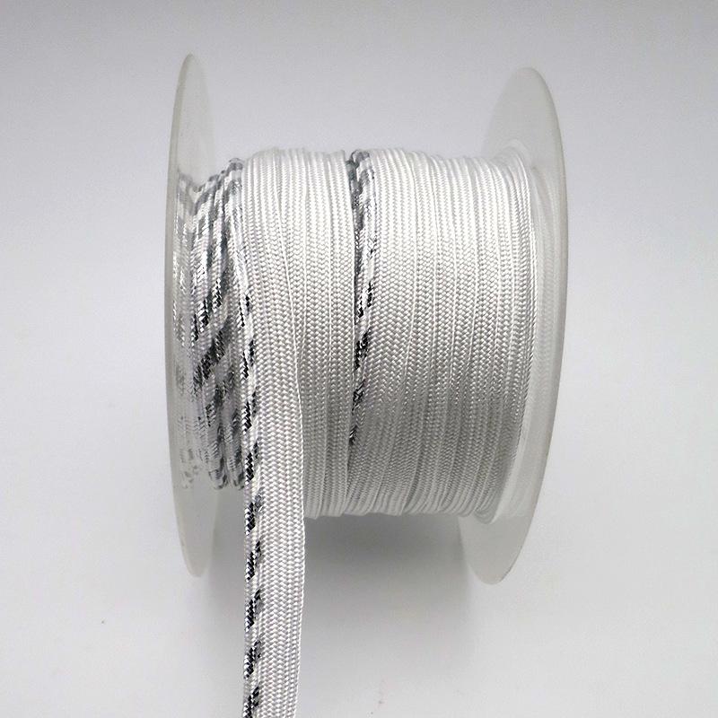 Cung cấp sub-masters Nhà Sản Xuất bán buôn viền nhà dệt vành đai dây thừng đường ống DIY thiết kế su