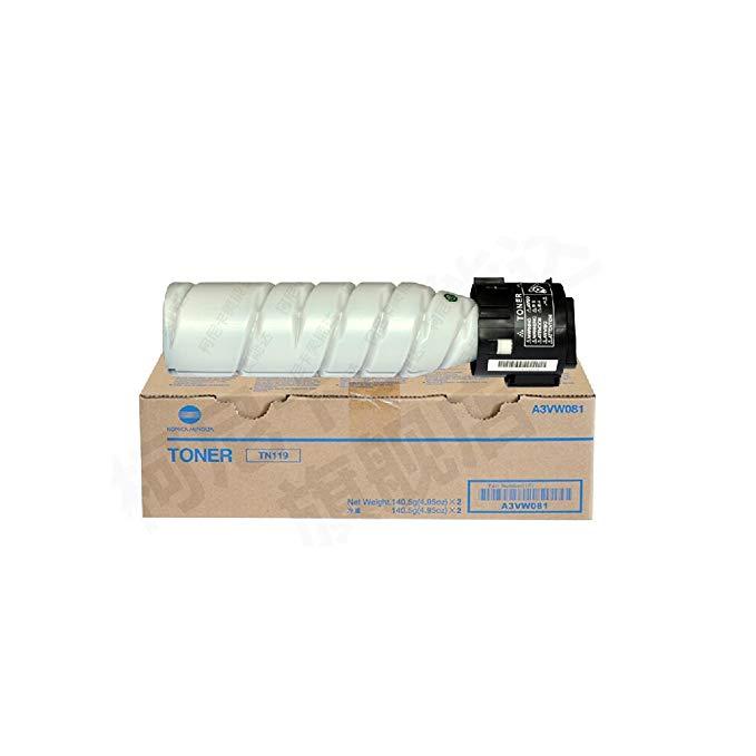 Konica Minolta TN119 mực (toner) cho BH235 / 195/7723/7719 duy nhất