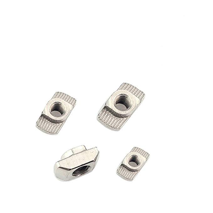 T-nut Tiêu chuẩn phụ kiện nhôm tiêu chuẩn châu Âu t-nut 20-30-40-45 series 30-M4x15.5x8