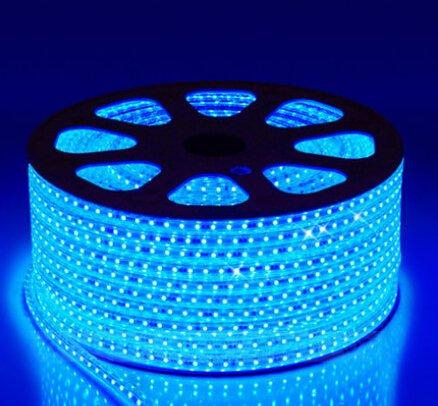 VNC LED ánh sáng với 60 hạt ánh sáng dải trần 3528 vá 220 V GB dải ánh sáng 120 hạt siêu sáng (60 hạ