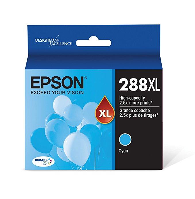 EPSON T288 X L 220 DURA ULTRA Cyan Dung lượng cao Máy in Toner Cartridge