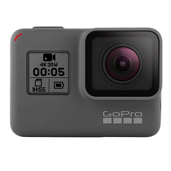 GoPro HERO5 Máy ảnh thể thao màu đen Điều khiển bằng giọng nói 4K HD Chống rung không thấm nước