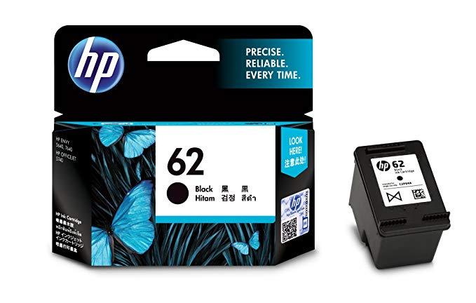 Hộp mực HP 62 chính hãng màu đen