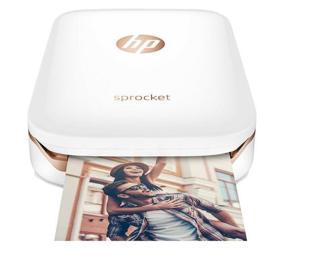 Hewlett - Packard SPROCKET in dấu nhỏ nhỏ trong túi nhỏ hình máy in điện thoại di động PlusHewlett -