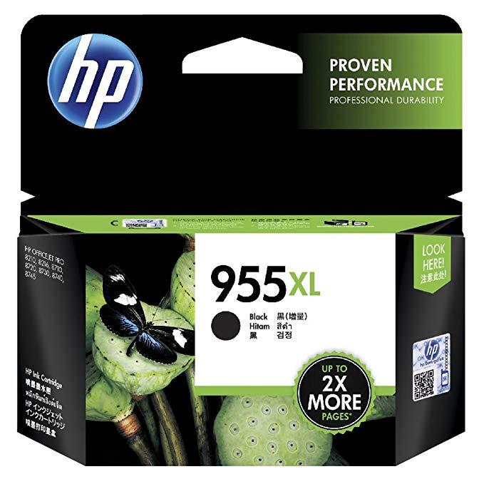 HP HP L0S72AA 955XL công suất cao ban đầu hộp mực đen