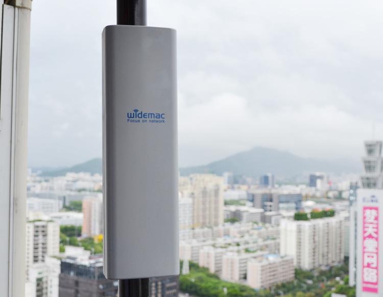 Kỹ thuật điện 2.4G đặc biệt lớn cầu nối không dây Wi Nic Rural OEM tùy chỉnh