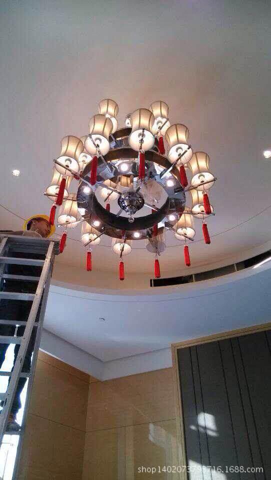 Đèn Ốp Trần Nhà thiết kế sáng tạo và sang trọng cho nhà hàng , khách sạn.