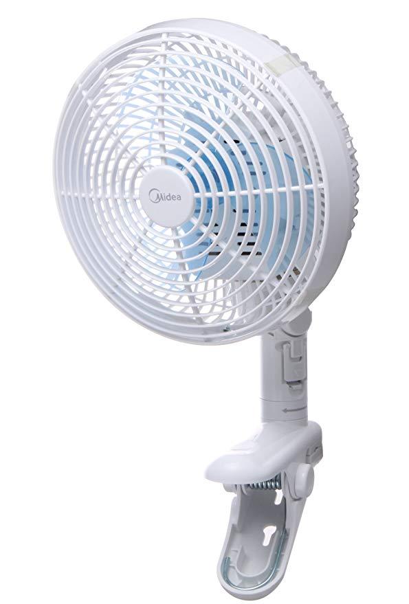 Đẹp quạt điện, nhà câm, bảng kẹp fan FTW18-12L
