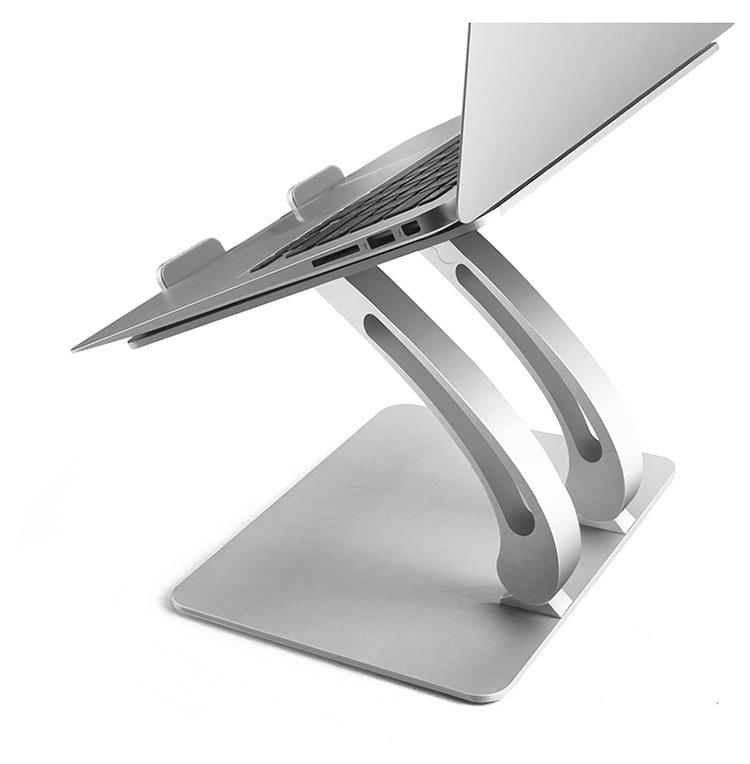 Áp dụng khung hợp kim nhôm táo lên xuống văn phòng Mac laptop khung màn hình máy tính xách tay chiếc