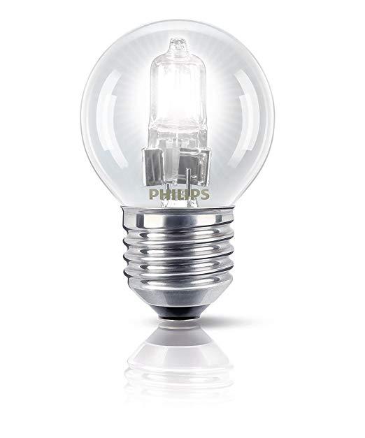 Bóng đèn halogen Halogen tiết kiệm năng lượng, bóng, 18 W tương ứng với 23 W, ATTACK lớn E 27