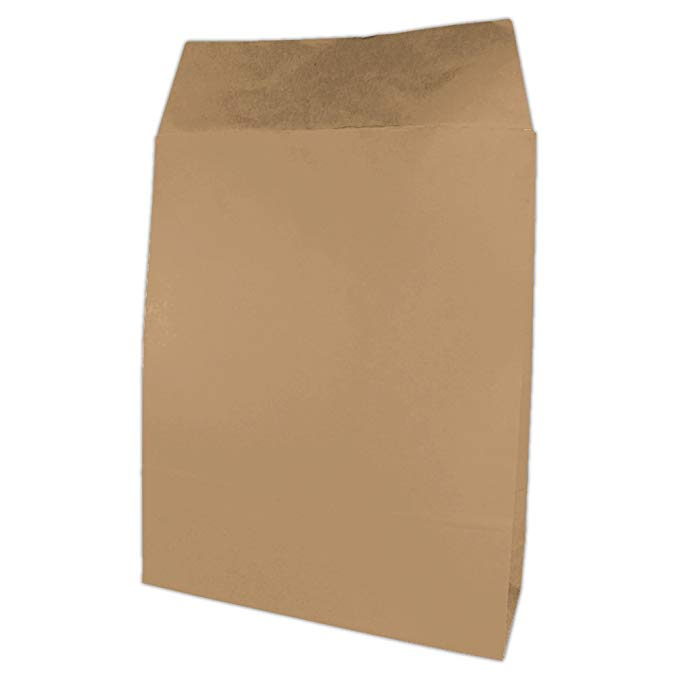 Express, túi quà 10 miếng, lớn màu nâu