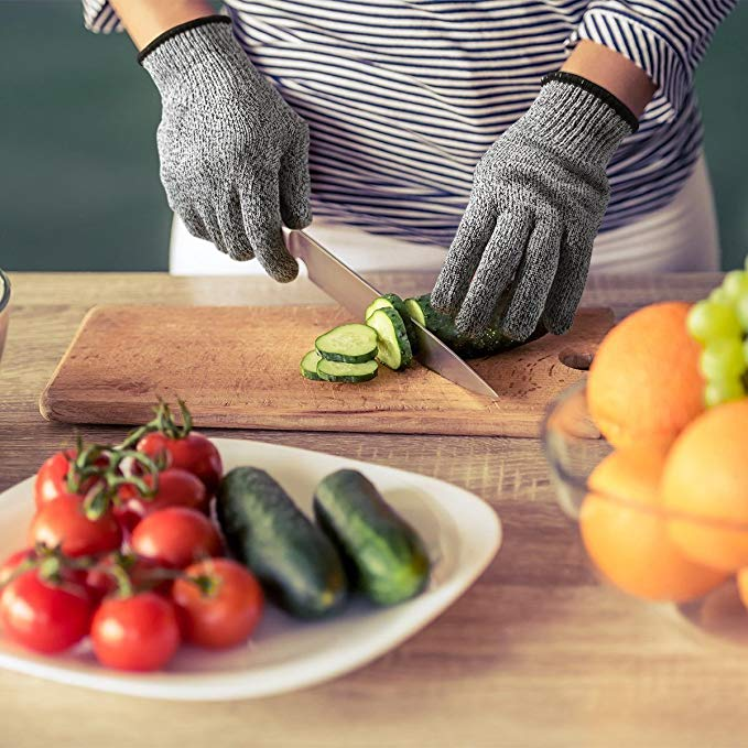 HKCB bếp cắt găng tay bảo vệ khắc gỗ * làm việc
