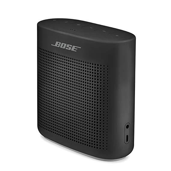 Loa Bluetooth màu Bose SoundLink II - Đen