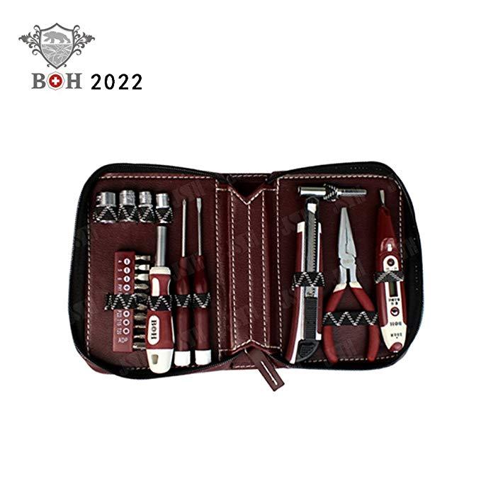 Công cụ sửa chữa Boao Công cụ phần cứng Tool Set Set Toolbox 2022