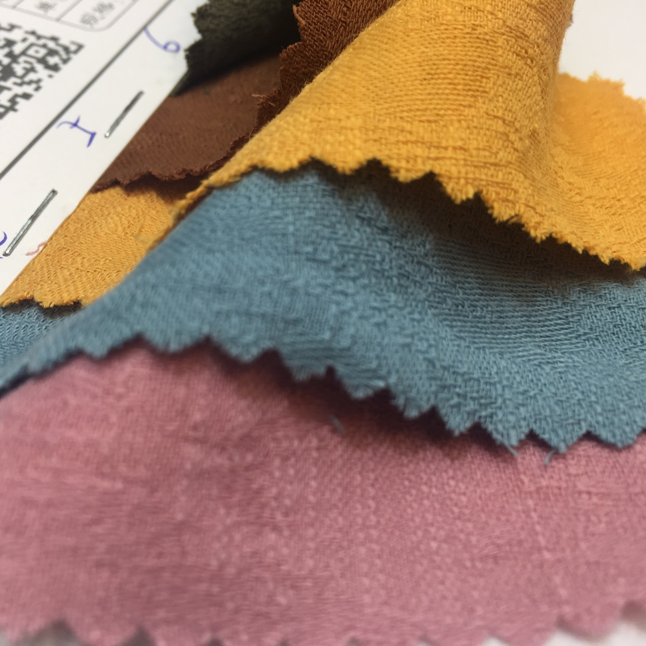 Bông và vải lanh pha trộn các loại vải, dệt bông jacquard quần áo trẻ em vải, bông và vải jacquard n