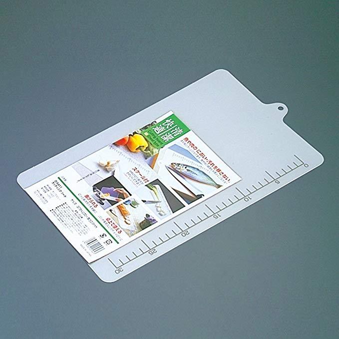 Sanada nhựa siêu mỏng linh hoạt gấp ráp thớt thớt với quy mô thớt