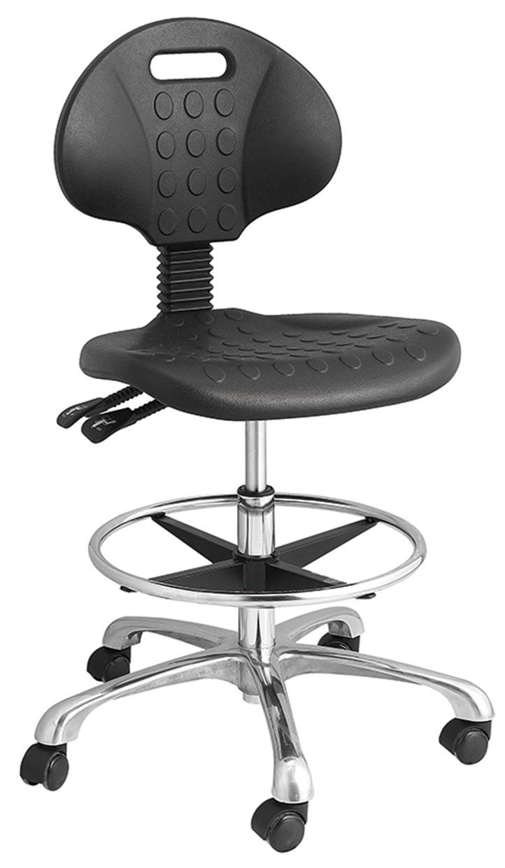 Chống tĩnh điện không sủi bọt chống tĩnh điện làm việc tại phòng thí nghiệm một cái ghế, ghế ghế văn