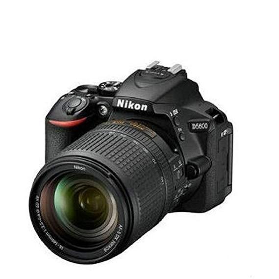 Máy ảnh DSLR D5600 Máy ảnh DSLR 18-140mm ED VR (Nikon) D5600 (18-140) Máy ảnh SLR với thẻ SD tốc độ