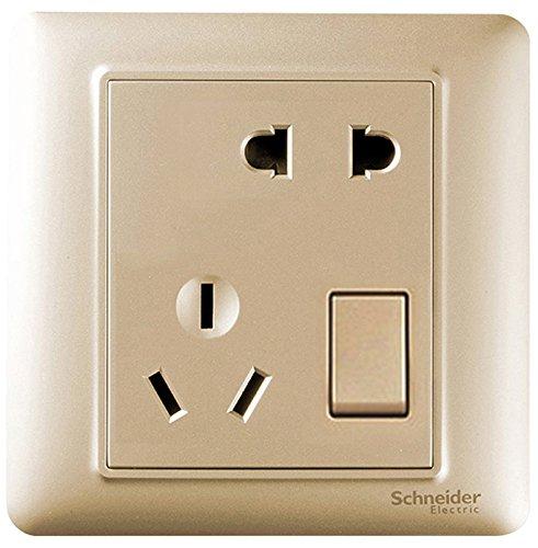 Schneider Điện Chuyển Đổi , Ổ Cắm bảng điều chỉnh 10A
