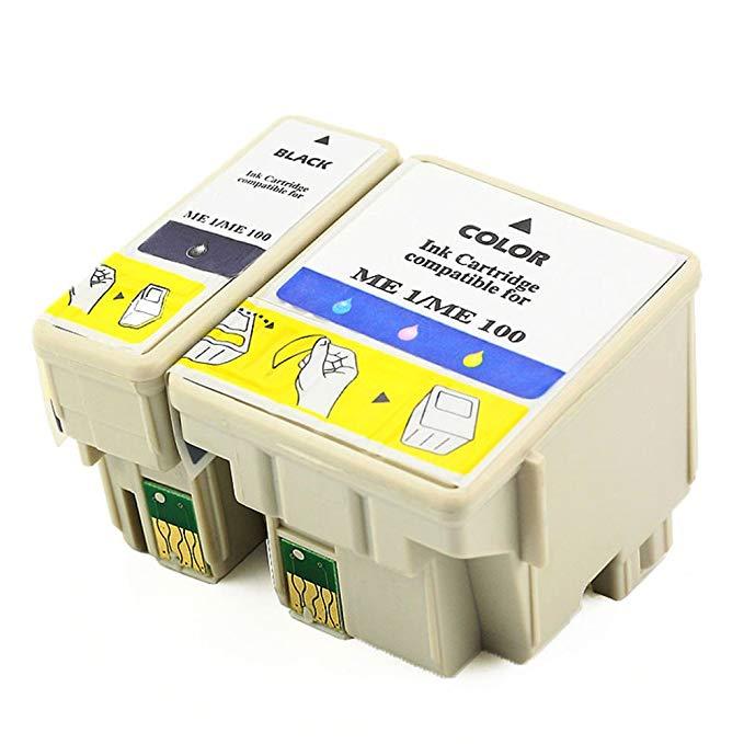 Epson EPSON T057 hộp mực đen bao bì đôi Epson ME1 / ME + / ME100 máy in phun màu
