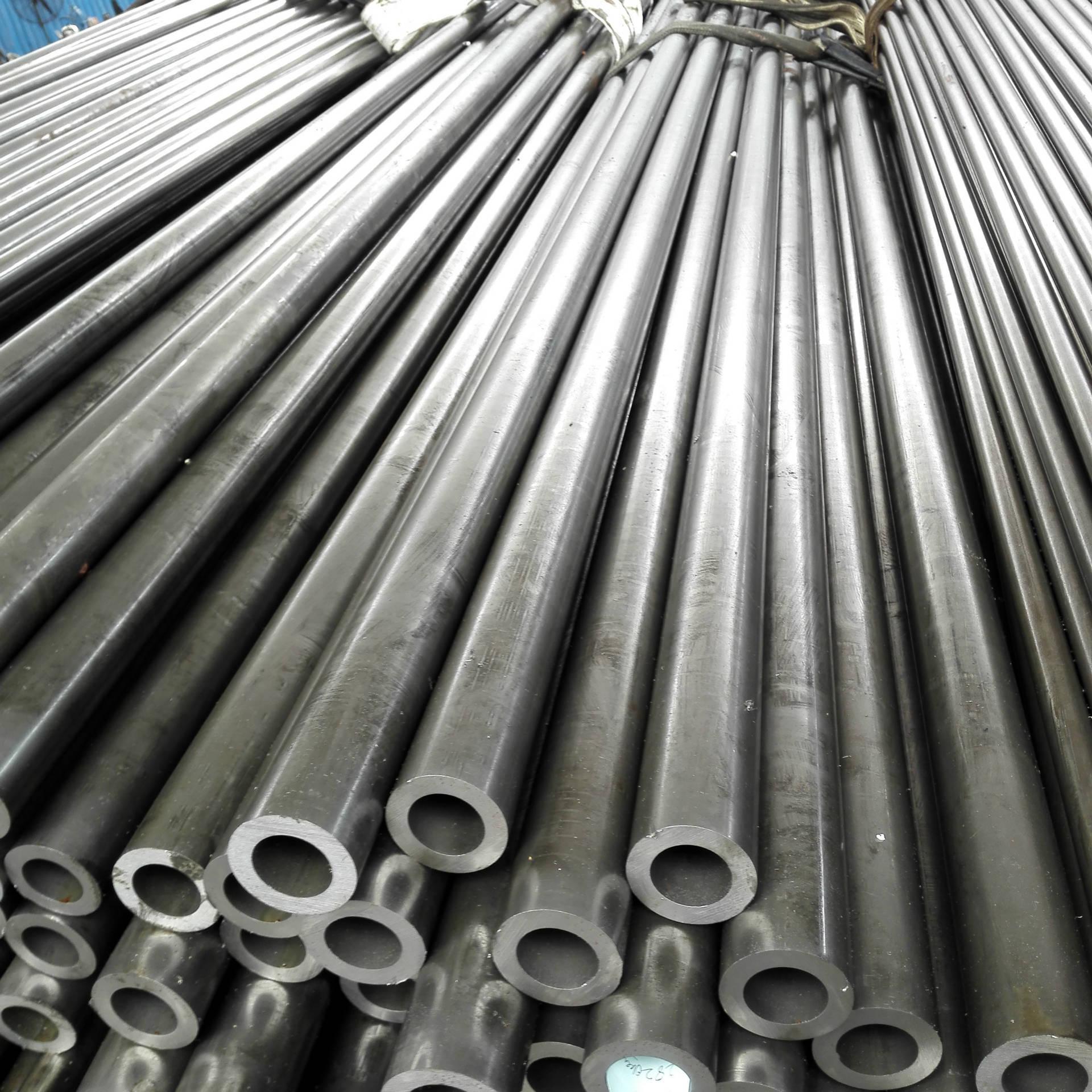 Spot Bright 20 # Dàn ống chính xác Dàn ống thép dày tường đường kính nhỏ Hoàn thành ống thép Nhà máy