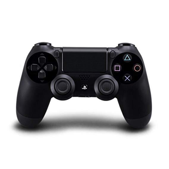 SONY PS4 không dây điều khiển không dây điều khiển trò chơi xử lý CHU-ZCT2NA Đen PS4 chính thức phụ