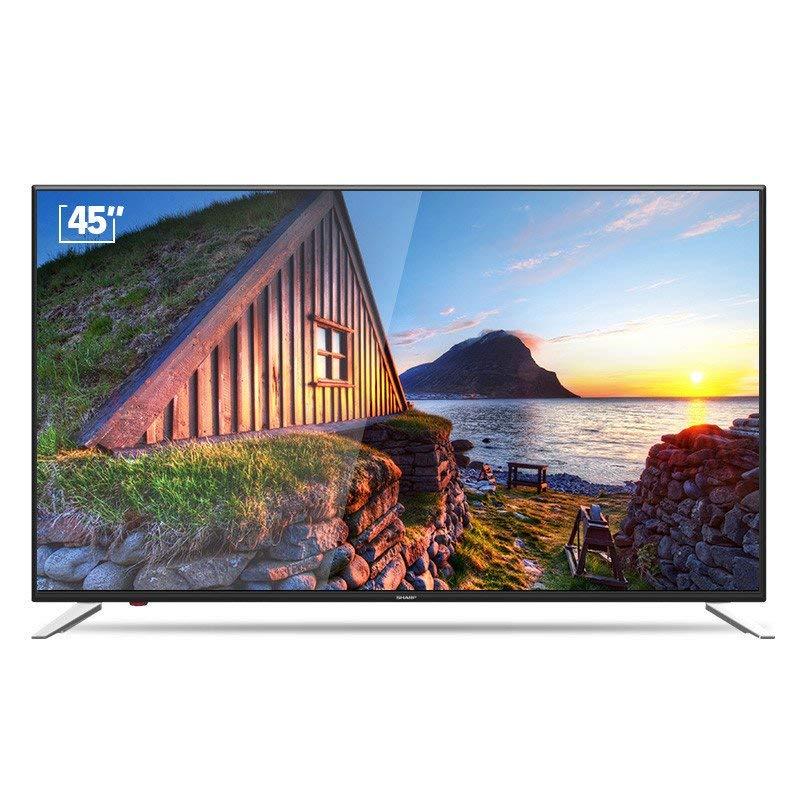 SHARP Sharpe LCD-60SU470A 60 inch HDRName High Dynamic hiện trí thông minh nhân tạo 4K siêu độ nét c