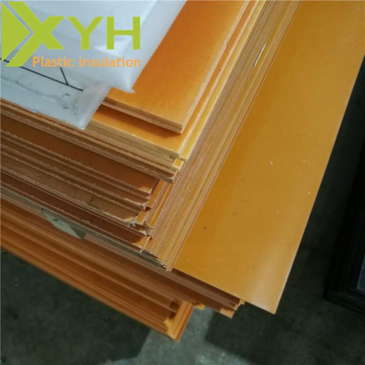 Nhà máy trực tiếp 3025 bảng gỗ điện bảng điện màu đỏ vật liệu cách nhiệt chế biến