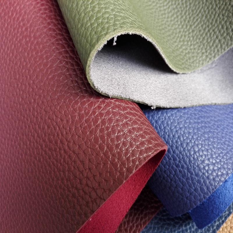 Tháng sáu Rong Ping nhung dày vải thiều mô hình tổng hợp da nhân tạo PVC da Tại Chỗ 201 8 sản phẩm m