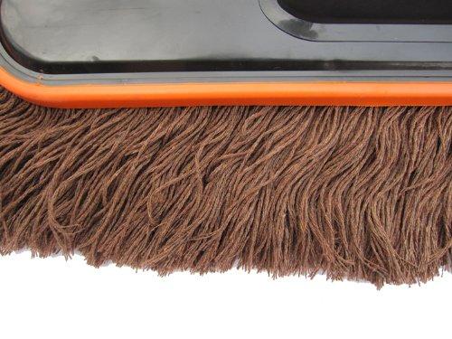 Cây lau làm sạch xe hơi bằng Sợi bông siêu mềm , xoay 360độ
