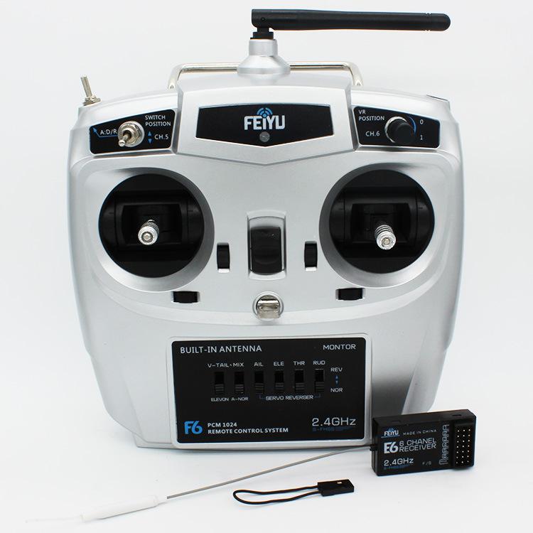 Su SU27KT board điều khiển từ xa máy bay cánh cố định máy bay máy bay mô hình FEIYU Feiyu F62.4G sáu