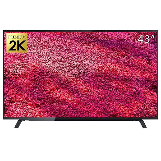 TOSHIBA Toshiba 43L1600C TV LCD màn hình LED full HD 43 inch 43 inch