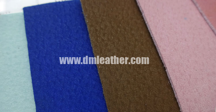 sọc da siêu sợi 1.4mm siêu sợi vải da giày luggage Joker.