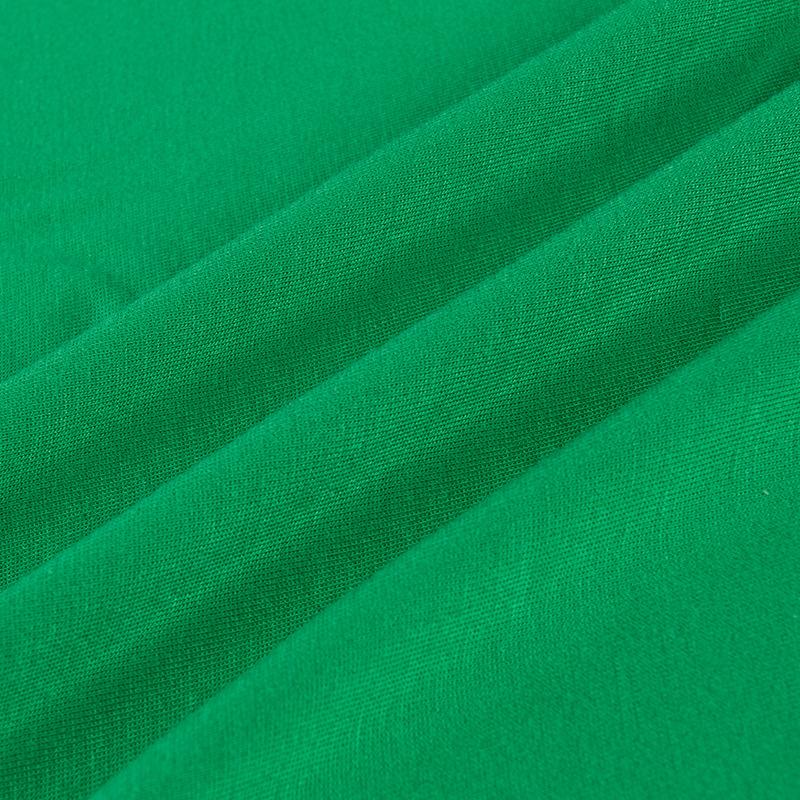 Con người cotton spandex đan, áo bông con người, bông t-shirt, áo polo vải, quần áo yoga, đồ lót vải