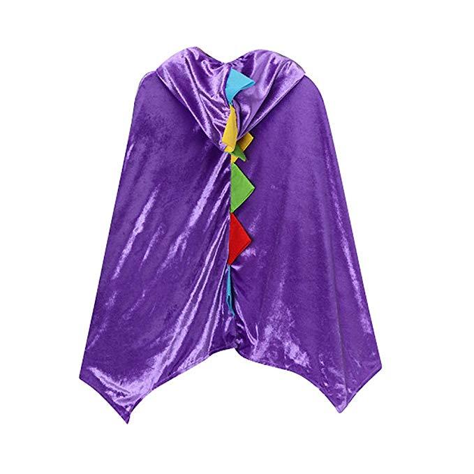Áo choàng dài màu tím cho trẻ em Storybook Wishes