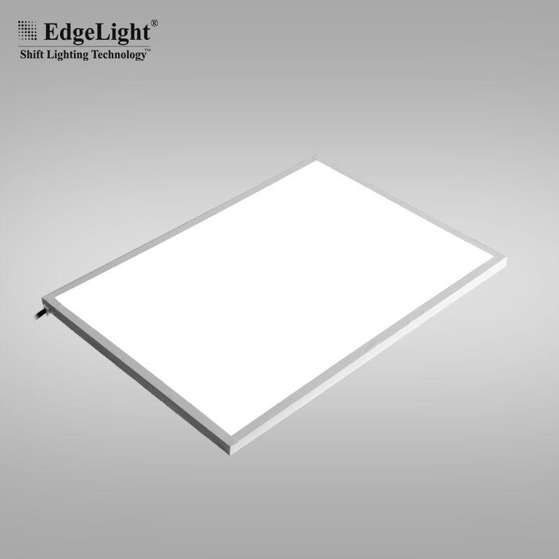 Nhà máy trực tiếp acrylic laser dot không có biên giới led bảng điều chỉnh ánh sáng LGP ánh sáng hướ