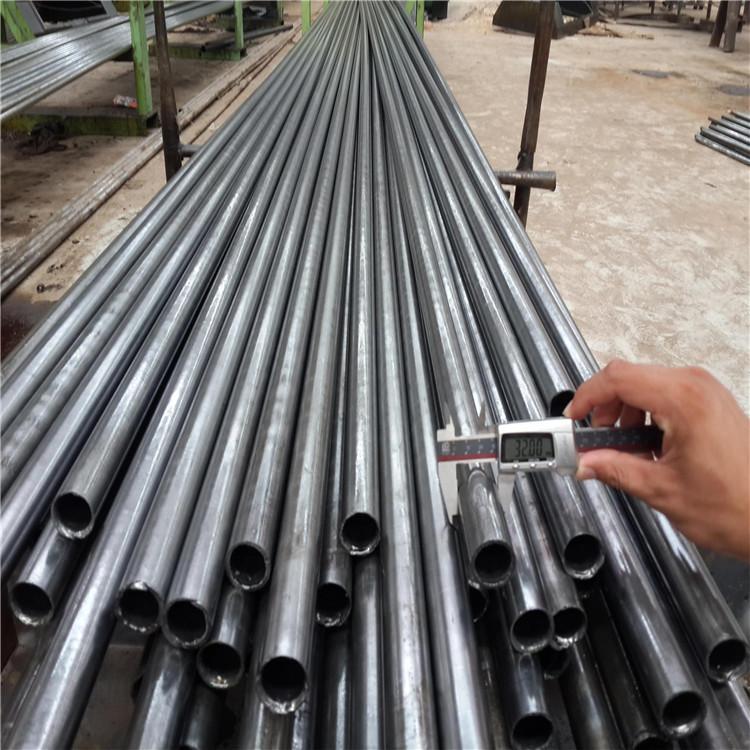 Ống thép liền mạch mạ kẽm Hải Khẩu Sanya ống thép liền mạch 20 # Lecong thị trường thép