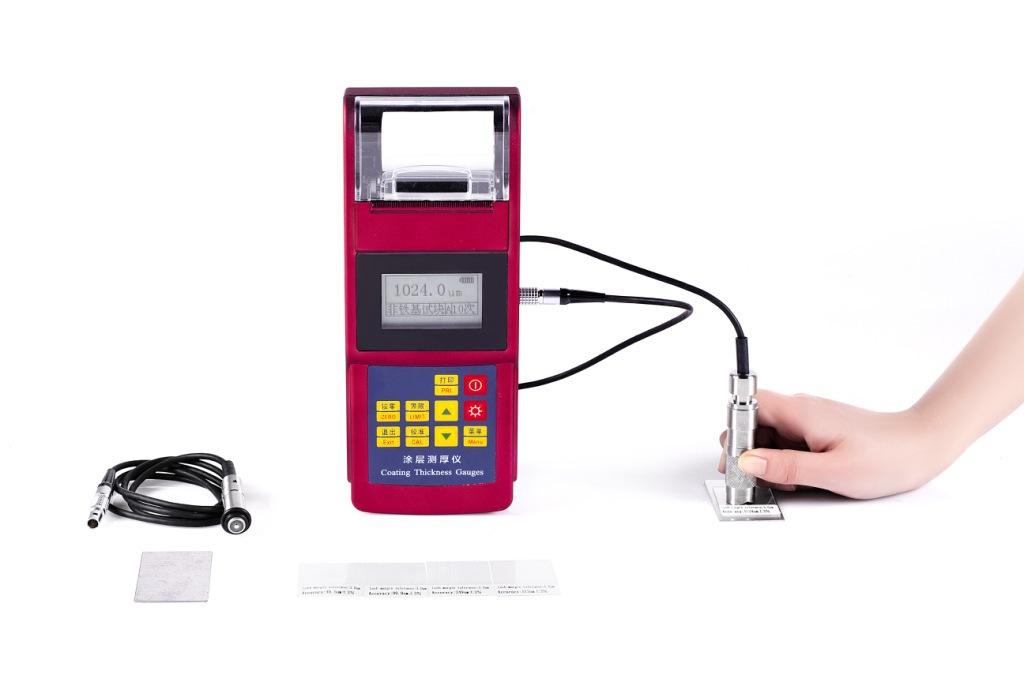 Leeb262 in ấn độ dày lớp phủ máy đo bán hàng trên toàn quốc sản phẩm tiên tiến
