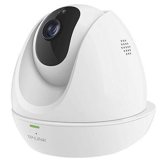 TP-LINK TL-IPC30 PTZ camera giám sát không dây 360 độ toàn cảnh HD tầm nhìn ban đêm wifi từ xa hai c
