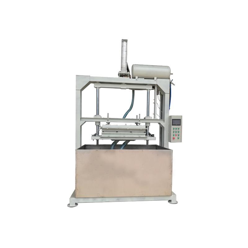 Thiết bị y tế xanh, thiết bị đóng gói giấy lót, máy hỗ trợ giày giấy, dây chuyền sản xuất khay giấy