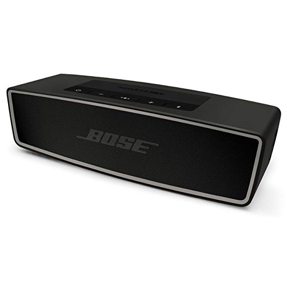 Loa Bluetooth Mini Bose SoundLink II - Loa không dây / loa màu đen
