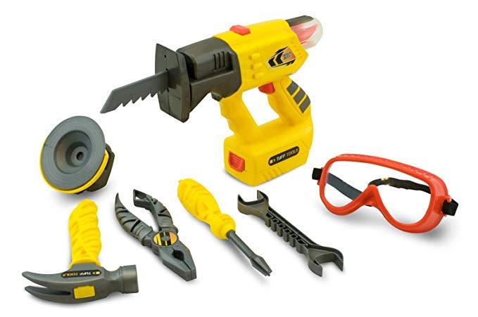 Công cụ Lanard Tuff hai trong một công cụ đồ chơi cưa / mài mòn điện
