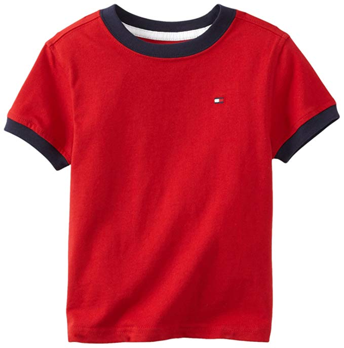 Tommy Hilfiger Boy Ken T Shirt (Trẻ mới biết đi / Trẻ em)
