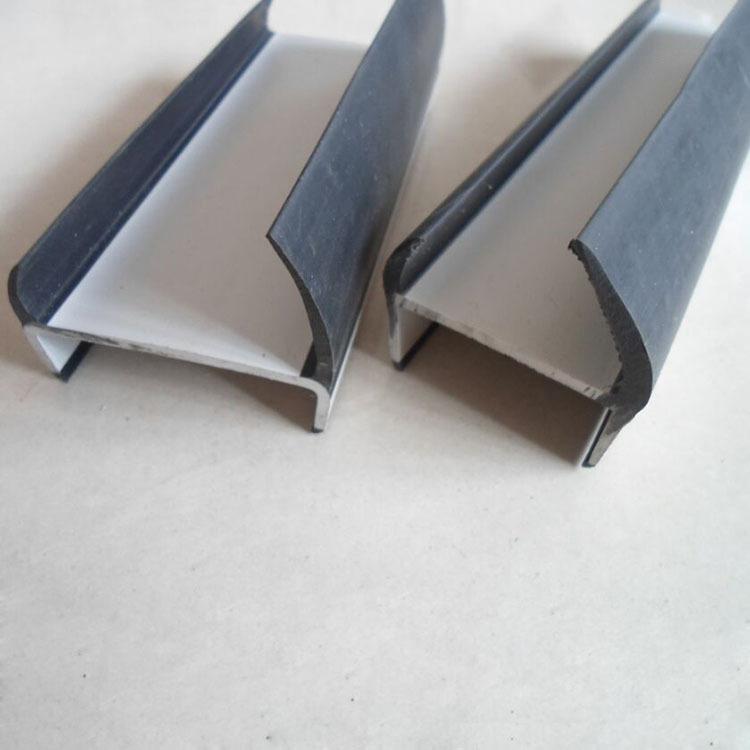Ô tô dải niêm phong Một loạt các dải niêm phong PVC cách nhiệt dải cao su Dải container cao su và cá