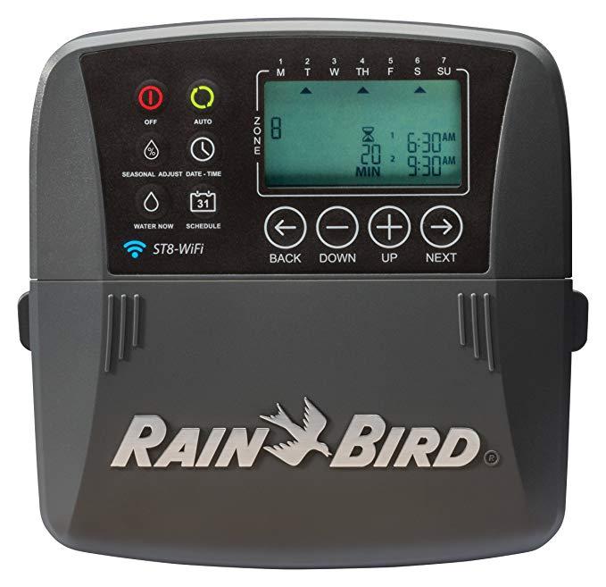 RAIN bird st8i-wifi thông minh thủy lợi phòng WIFI hệ thống tưới nước hẹn giờ / bộ điều khiển, water