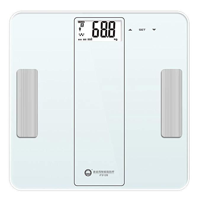 Xiangshan Thông Minh Bluetooth chất béo sức khỏe trọng lượng quy mô cân điện tử cơ thể sức khỏe cân