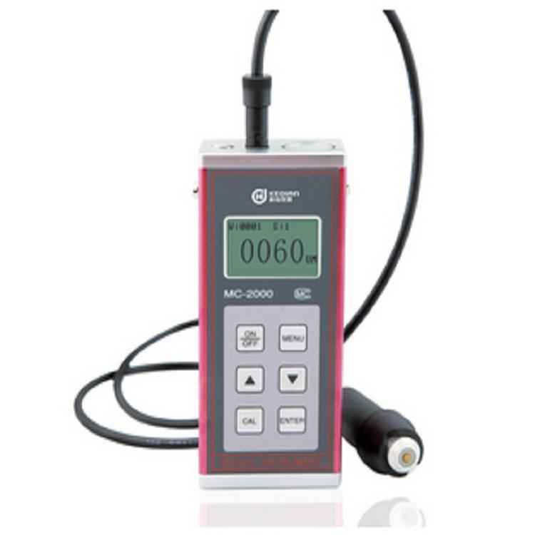 Máy đo độ dày lớp phủ Máy đo độ dày lớp phủ MC-2000C
