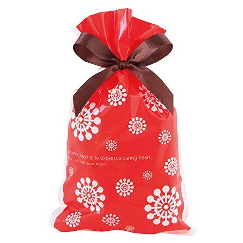 Bow với túi quà tặng PE Bắc Âu Red-SS (20 ảnh) HKU-RBSS