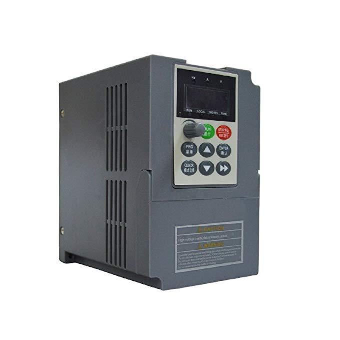 Wanchuan công nghệ 220 v đến 380 v inverter 0.75kw một pha ba pha 380 v tần số động cơ chuyển đổi