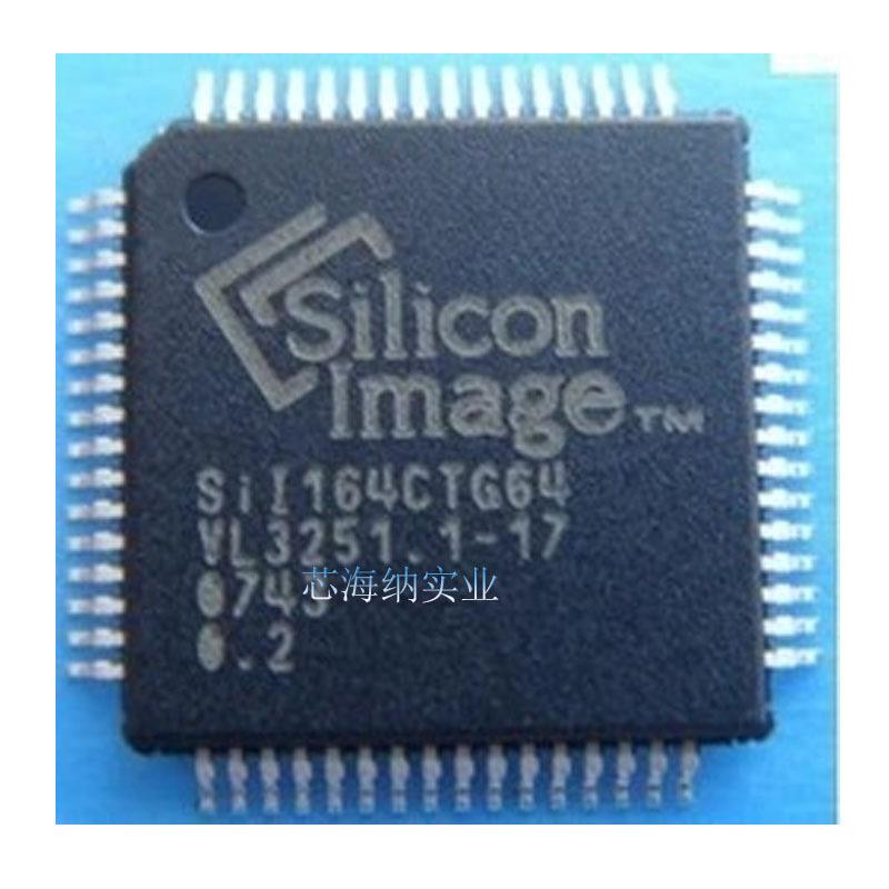 SIL164CTG64 Mạch tích hợp TQFP64 Original chính hãng